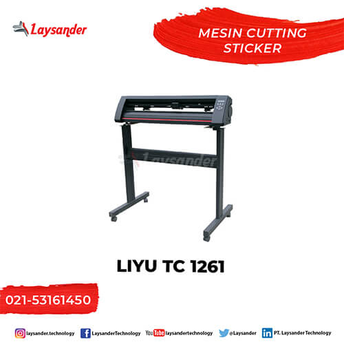 Mesin Cutting Sticker Liyu TC