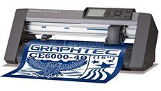 Mesin Cutting Sticker Graphtec CE 6000