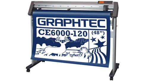 Mesin Cutting Sticker Graphtec 120
