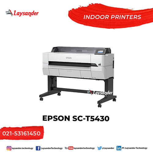 Mesin Digital Printing Indoor Epson SC T5430