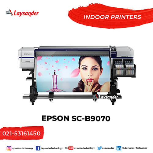Mesin Digital Printing Indoor Epson SC B9070