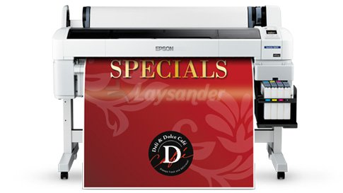 Mesin digital printing outdoor SC-B6070