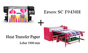 Mesin Printing Kain Epson SureColor SC F9430H