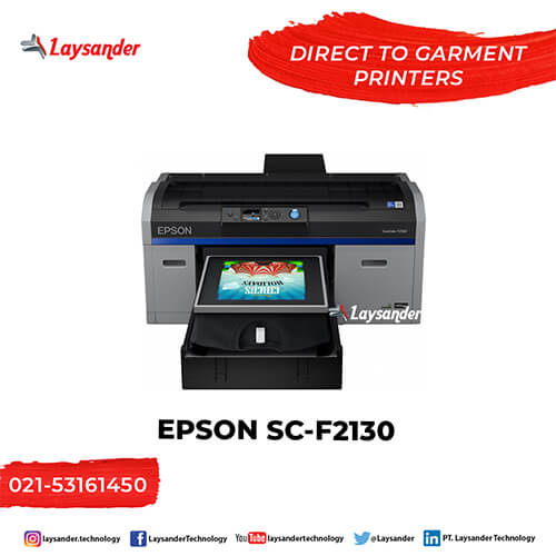 Mesin Printer Kain Epson SC F2130 - Distributor Laysander