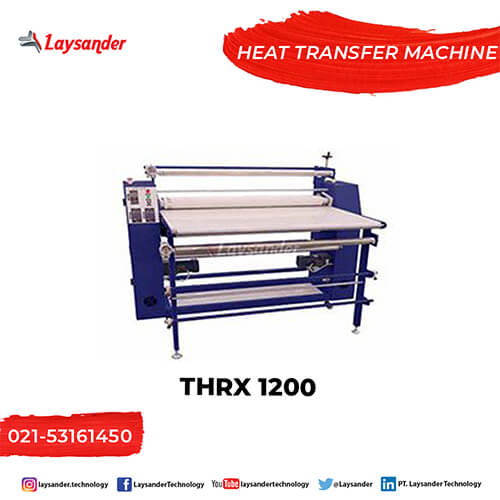 mesin Heat Transfer Machine Printing Kain laysander