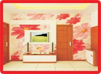 UV Flatbed Printer | Liyu KJ Luxury | Wallpaper